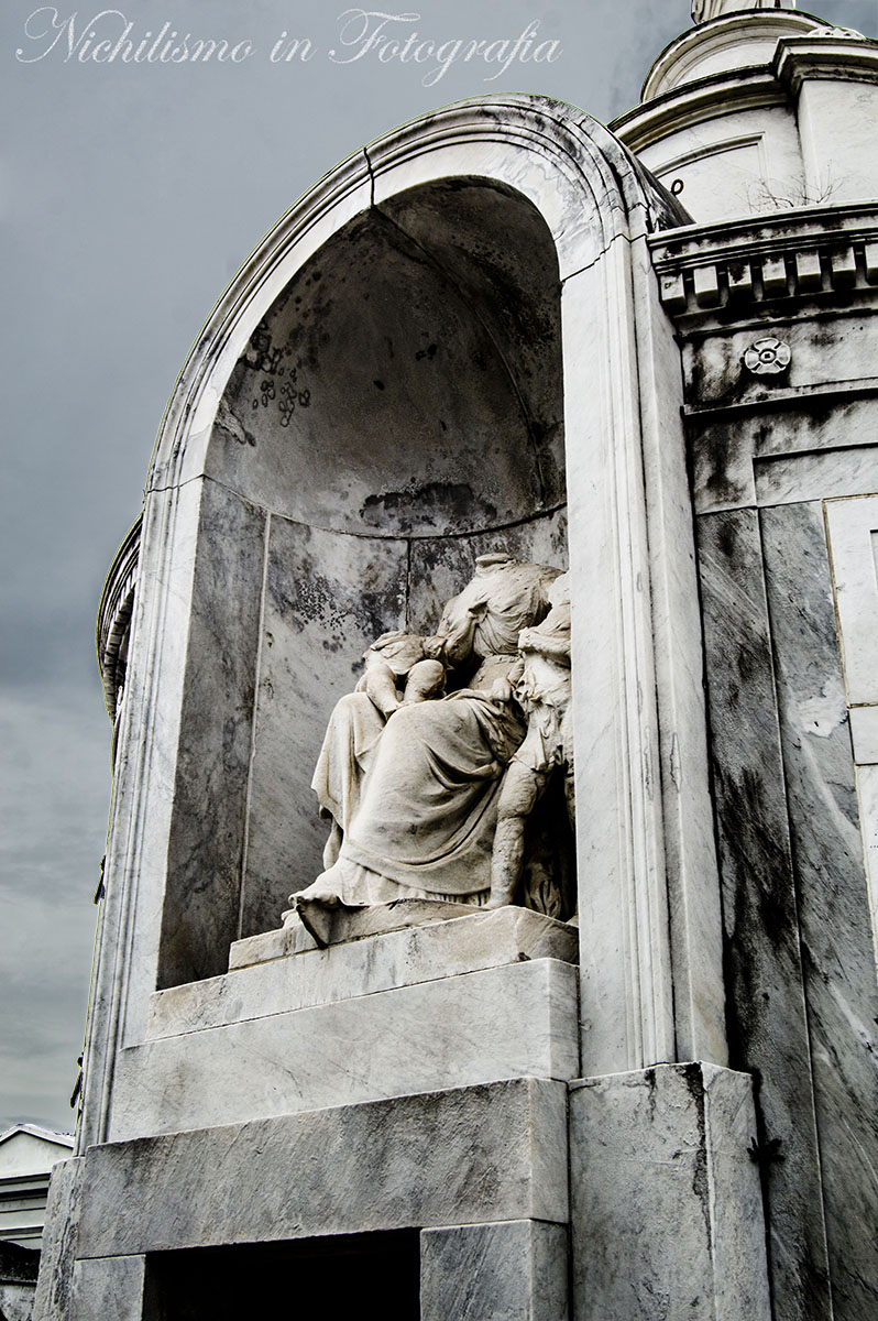 Italian Society Tomb (St. Louis Cemetery No. 1, New Orleans)