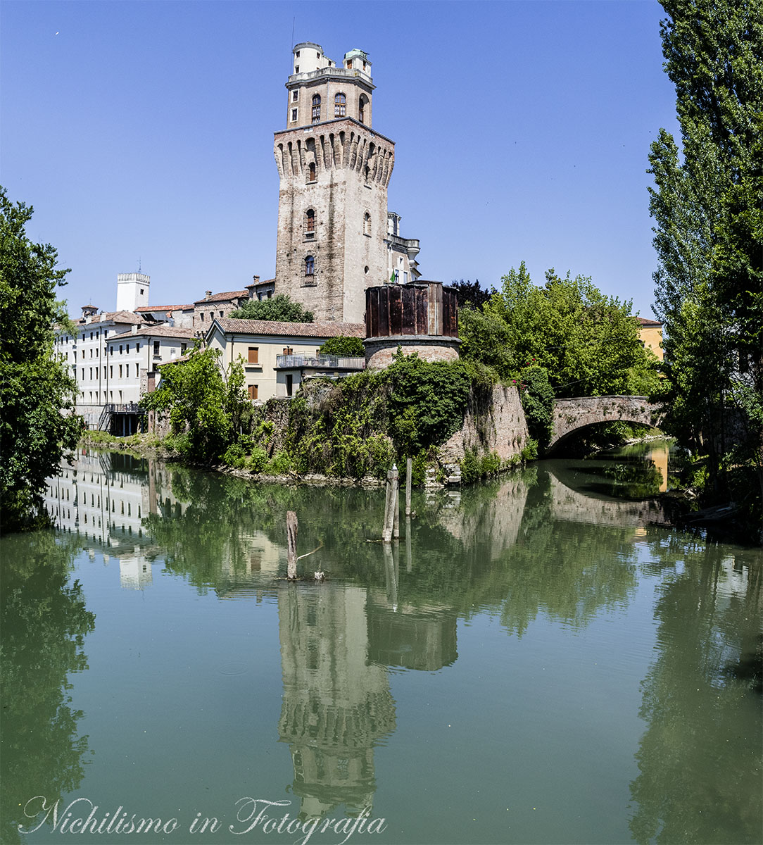 Tower of Galileo in Padova (Italy)