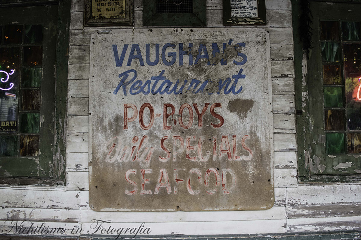 Vaughn's (Bywater, New Orleans)