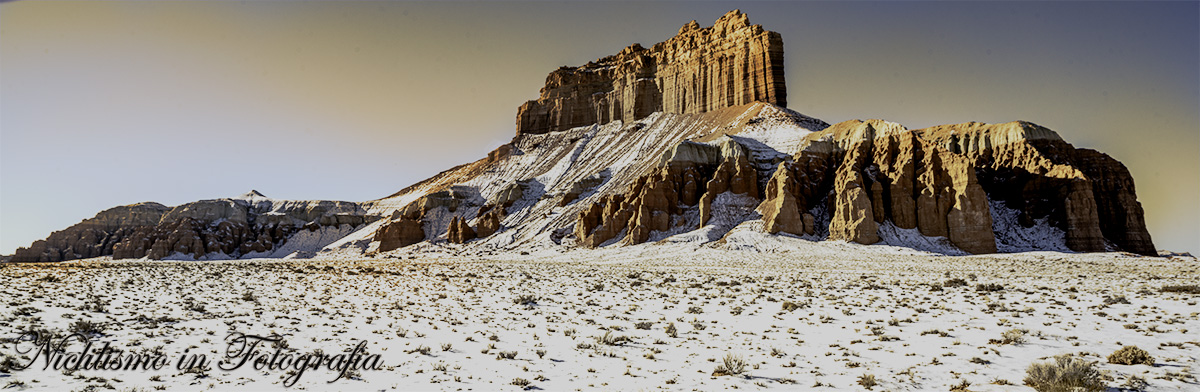 Wild Horse Butte, southern Utah