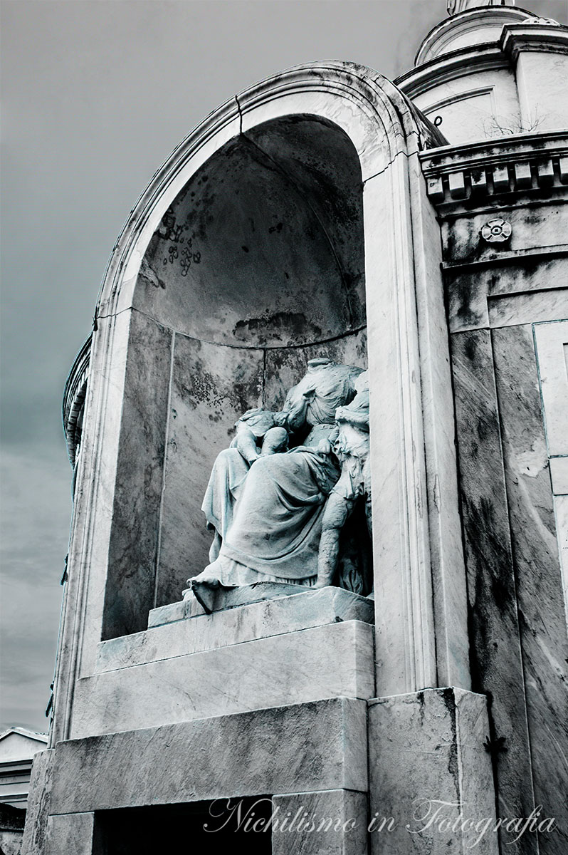 Italian Society Tombs, St. Louis Cemetery No 1, New Orleans